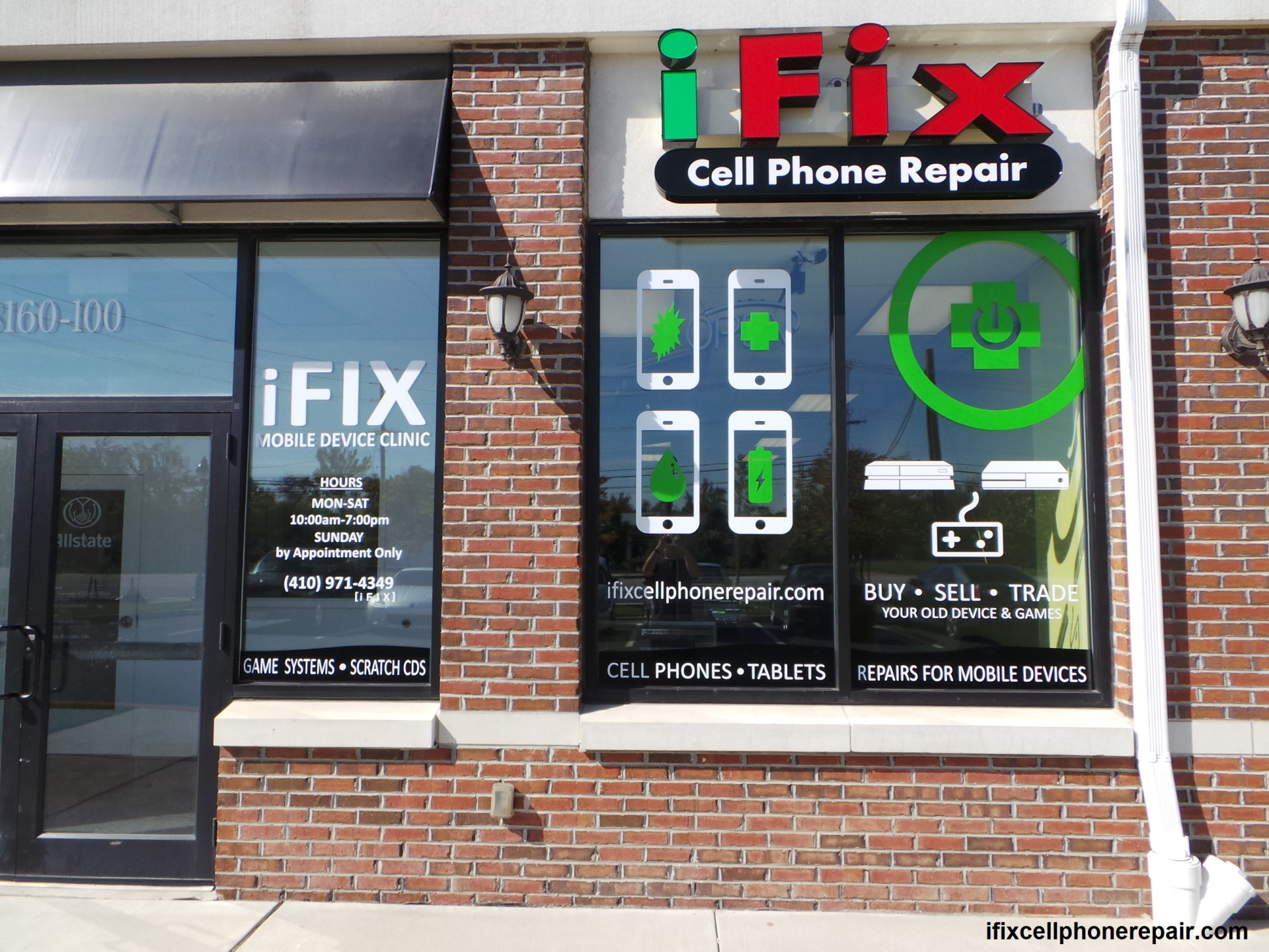 iphone repair,cell phone repair,tablet repair,game console repair,repair while you wait
